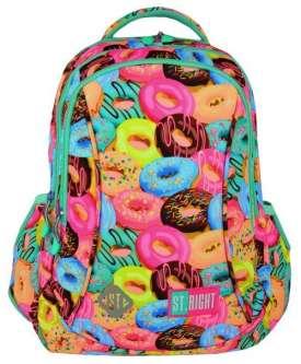 Plecak 3-komorowy DONUTS