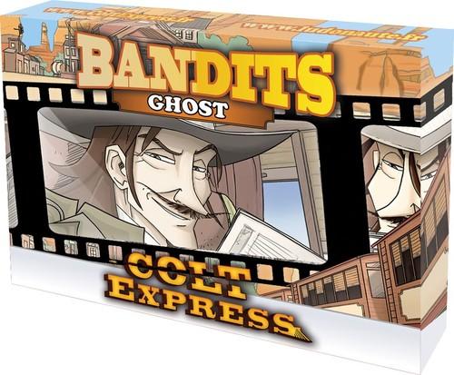 Colt Express Bandits Ghost Dodatek