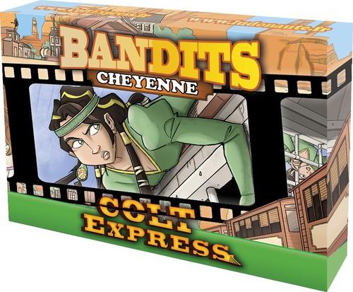 Colt Express Bandits Cheyenne Dodatek
