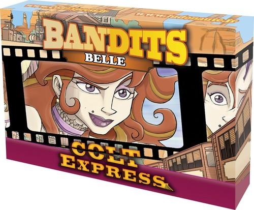 Colt Express Bandits Belle Dodatek