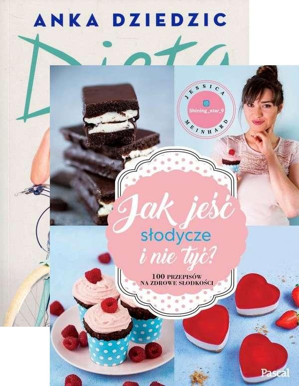Jak jeść słodycze i nie tyć? - Jessica Meinhard | Książka | Poradniki | sunela.eu