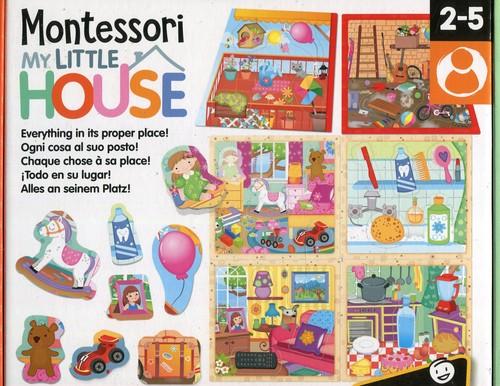 Montessori Mój mały domek