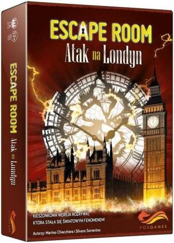 Escape Room Atak na Londyn