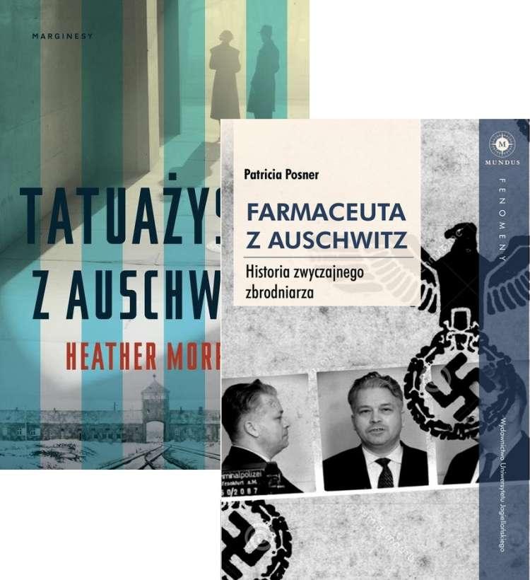 Zestaw Tatuażysta Z Auschwitz Farmaceuta Z Auschwitz