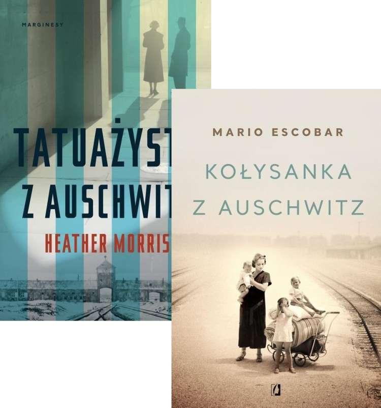 Zestaw Tatuażysta Z Auschwitz Kołysanka Z Auschwitz