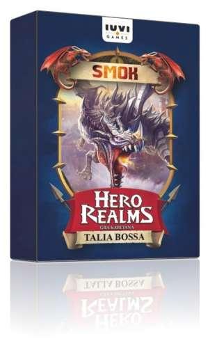Hero Realms: Dodatek Talia Bossa Smok