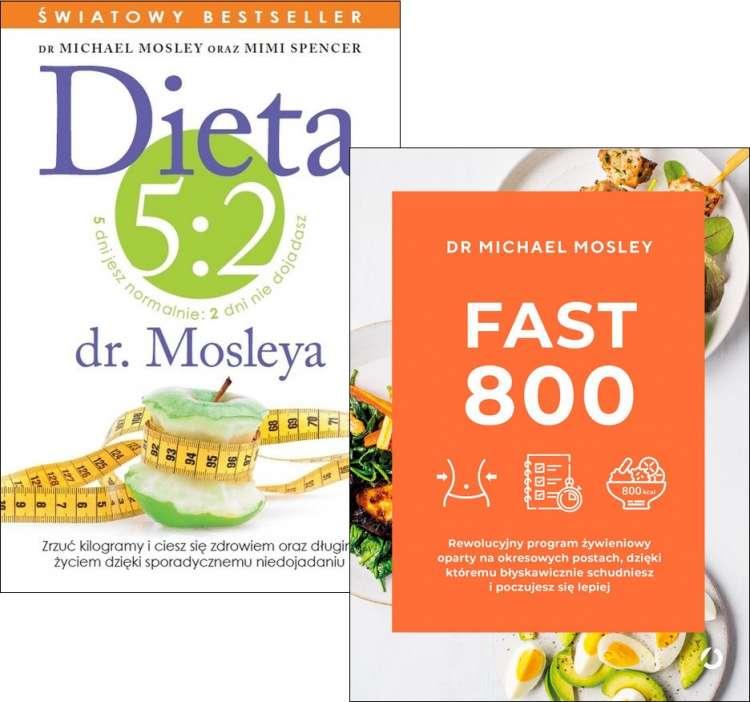 przepisy kulinarne dieta 5 2 dr mosleya
