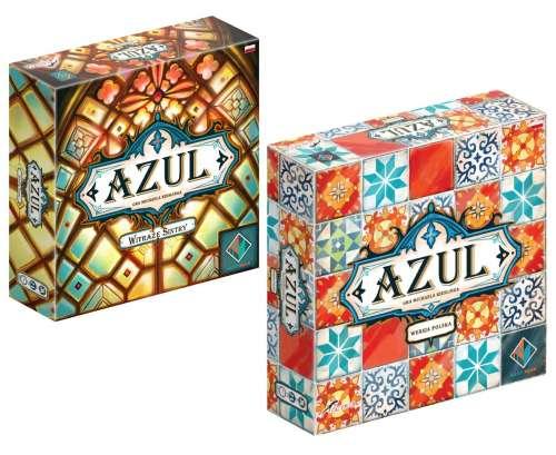 Pakiet 2w1 Azul + Azul Witraże Sintry