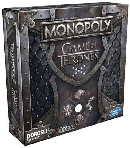 Monopoly Gra o Tron