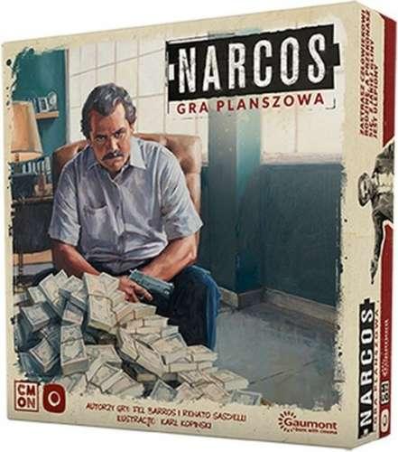 Narcos Gra planszowa