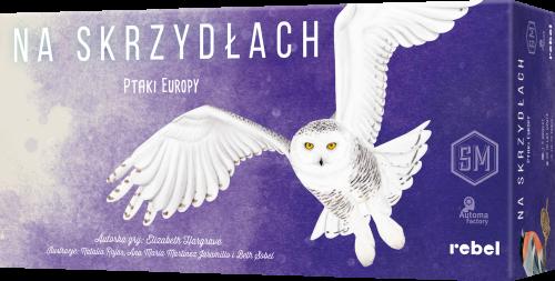 Na skrzydłach Ptaki Europy