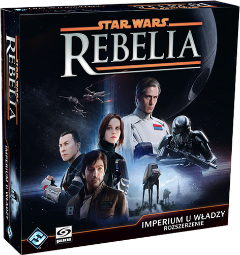 Star Wars Rebelia: Imperium u władzy