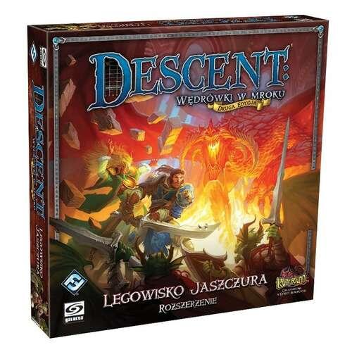 Descent - Legowisko Jaszczura