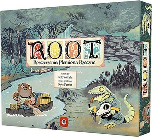 Root Rozszerzenie Plemiona Rzeczne