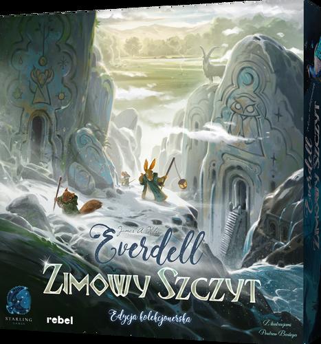 Everdell: Zimowy szczyt (edycja polska) REBEL