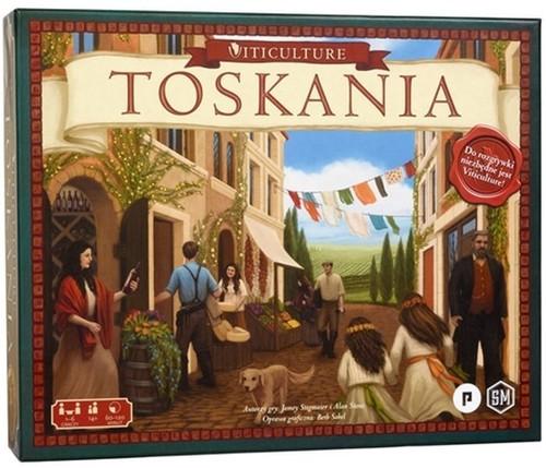 Viticulture Toskania