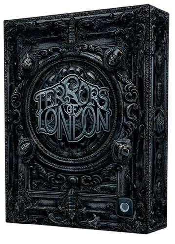 Portal Games Terrors of London (edycja polska)