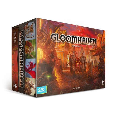 Gloomhaven edycja polska