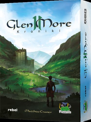 PRZEDSPRZEDAŻ Glen More II: Kroniki