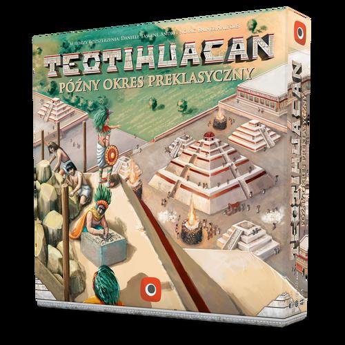 Teotihuacan: Późny Okres Preklasyczny PORTAL