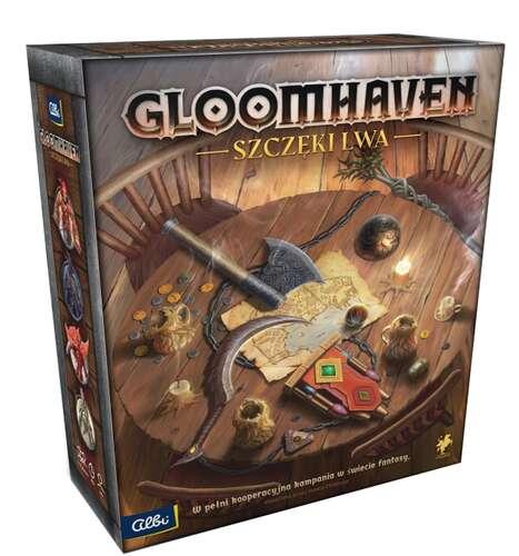 PRZEDSPRZEDAŻ Gloomhaven - Szczęki Lwa
