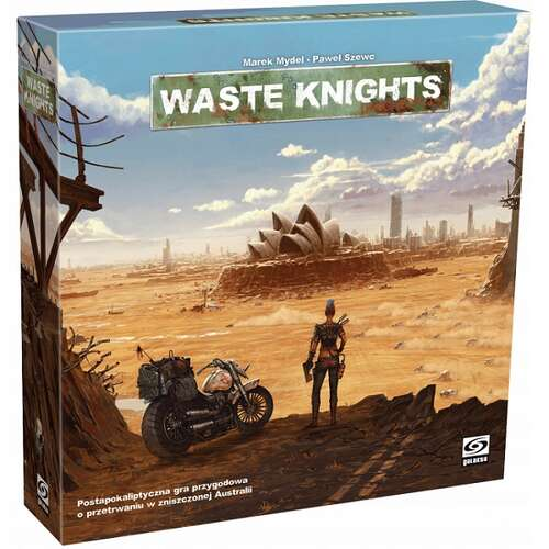 Waste Knights: Druga Edycja GALAKTA
