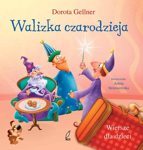 Walizka Czarodzieja Gellner Dorota Książka Selkar