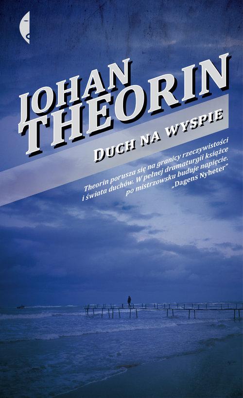 Duch na wyspie - Johan Theorin